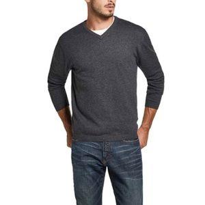 IZOD V-Neck men's sweater